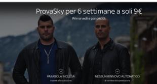 Prova Sky 9 Euro