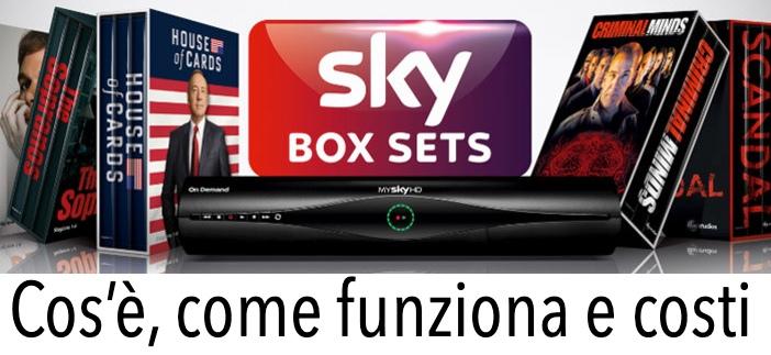 Sky Box Set Recensioni Opinione Come Funziona Prezzo