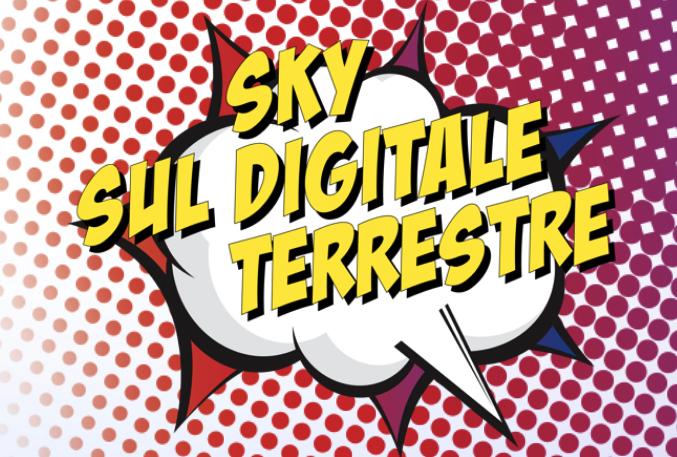 Sky digitale terrestre come attivare