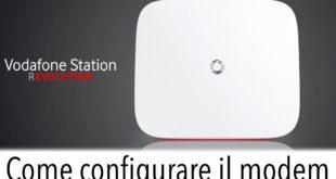 Vodafone Station Revolution come attivare e configurare