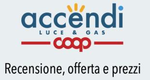 Coop Luce Gas Opinione Offerte Costi