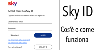 Account Sky ID