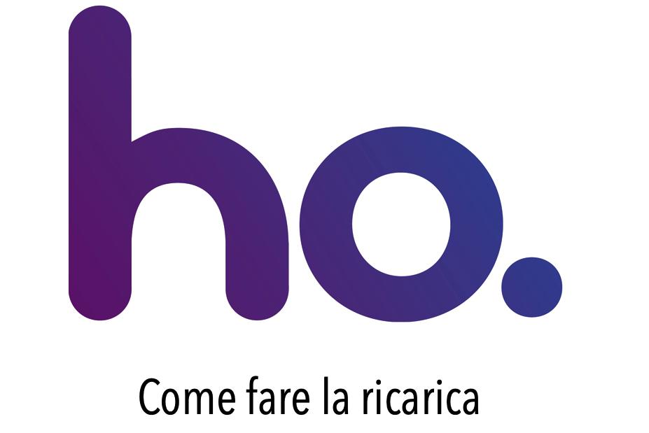 Come Ricaricare Ho Mobile