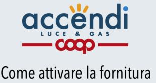 Come Attivare Coop Luce Gas