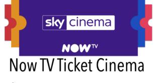 Now TV Ticket Cinema Attivazione Promozione Recensioni Opinione Prezzo