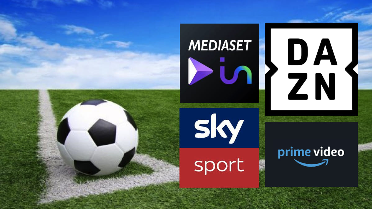 Dove Vedere Serie A Champions e altre Partite di Calcio